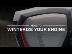 Video: Winterize Your Evinrude Motor