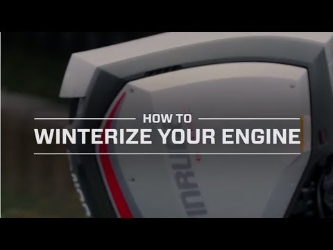 Regina marine the pontoon center life is better on the for How to winterize your outboard motor