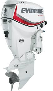 Testing an Evinrude E-tec 115 Hp Part 1